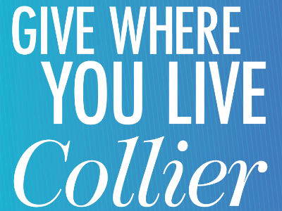 Give Where Your Live Collier!