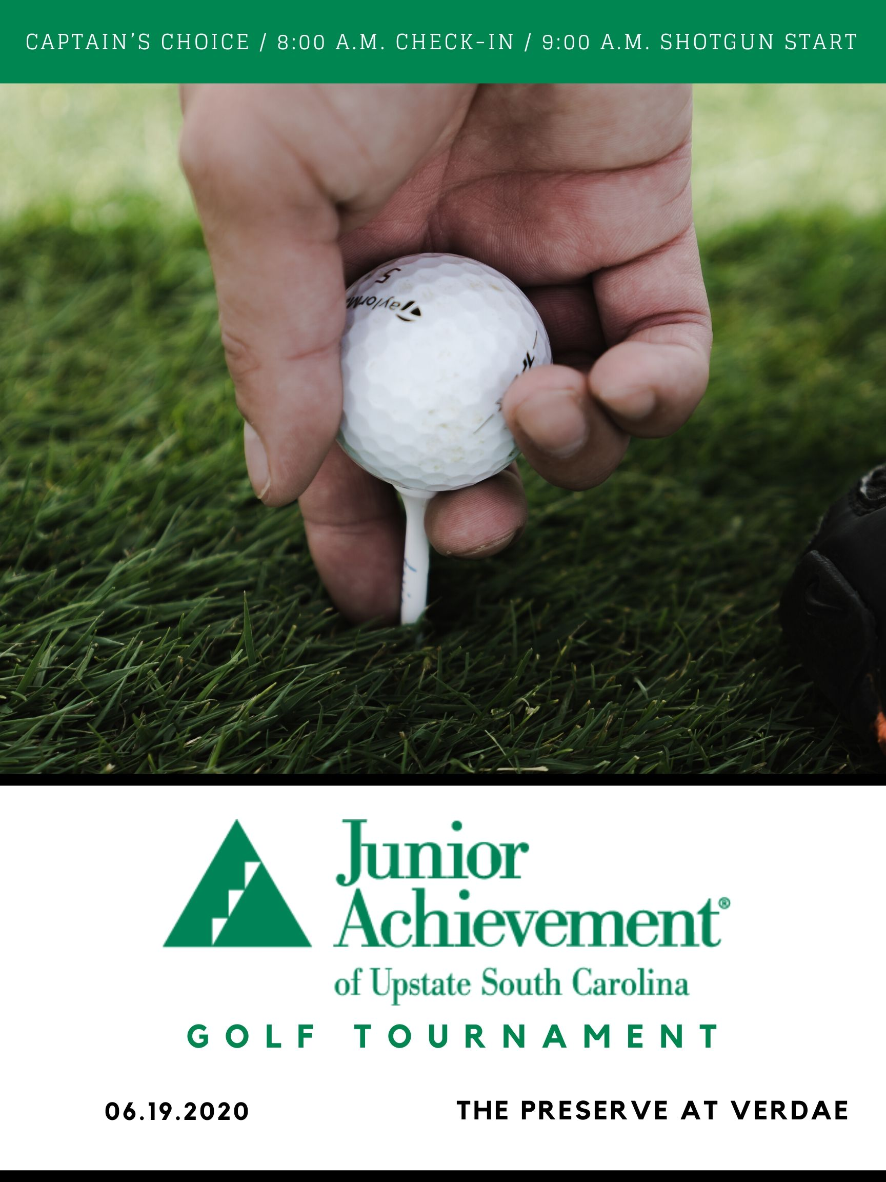 2020 JA Golf Tournament