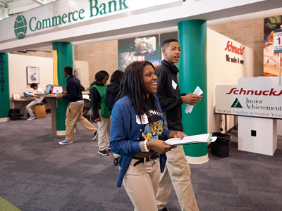 Sponsor JA Finance Park JA BizTown