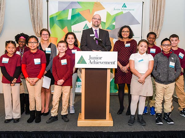 JA Partners in Achievement - Hartford