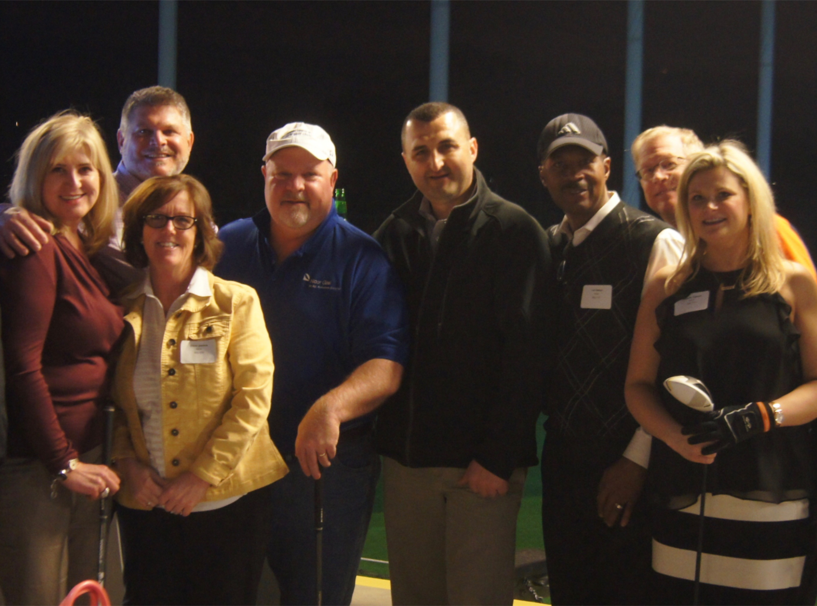 Western Division Top Golf Fundraiser