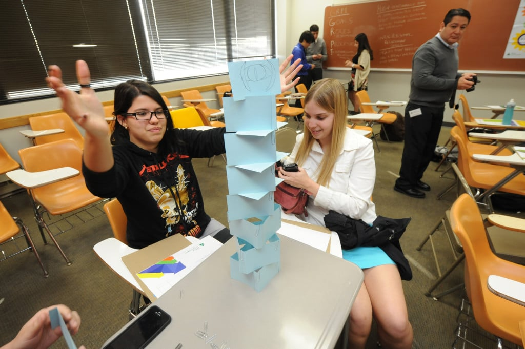 Junior Achievement of Chicago, 4th Annual Learners to Leaders event, March 18, 2015