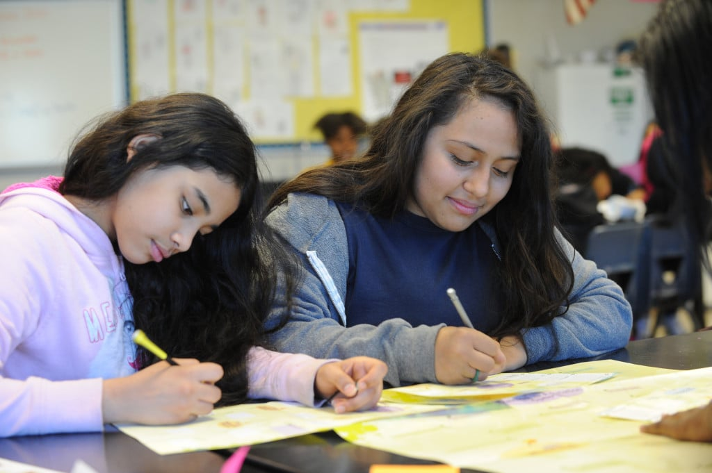"""Junior Achievement of Chicago, """"Take Your Work to Kids Day"""" April 27, 2015"""