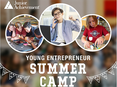 JA Young Entrepreneur Summer Camp
