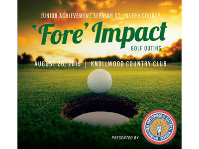 JA of Saint Joeseph Co Fore Impact Golf Outing