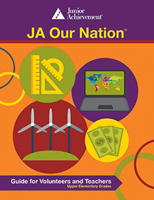 JA Our Nation cover