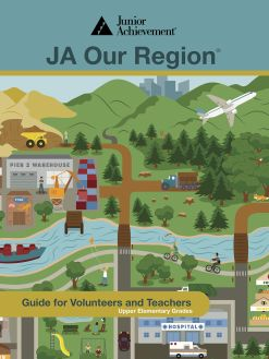 JA Our Region cover