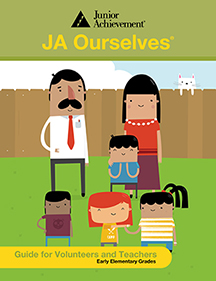 JA Ourselves cover