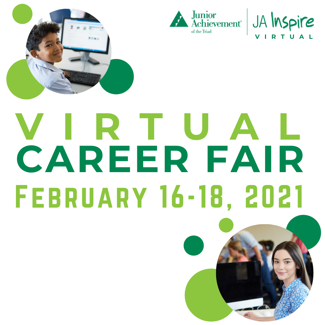 JA Inspire Virtual Career Fair