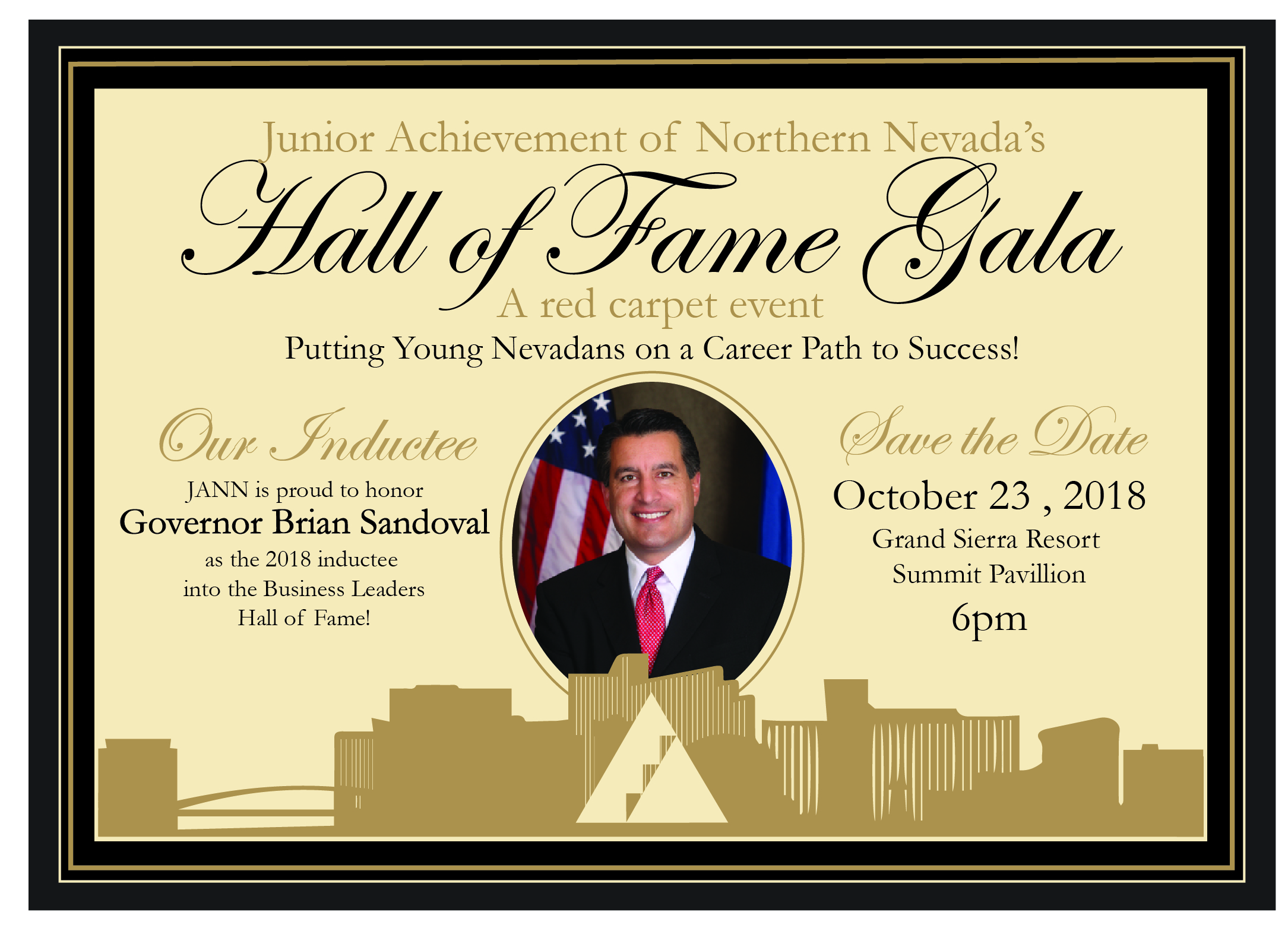 33rd Annual Hall of Fame Gala