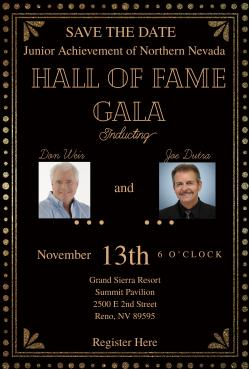 34th Annual Hall of Fame Gala