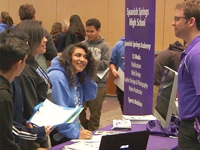 JA of Northern Nevada and Washoe County School District Career Expo