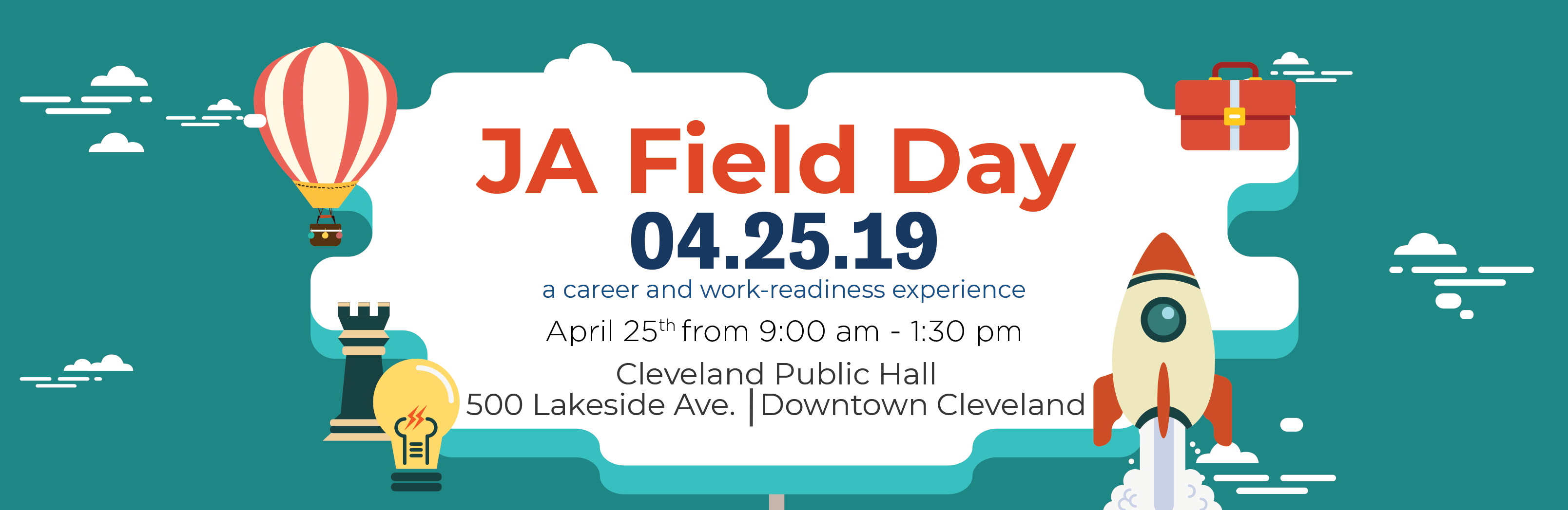 JA Field Day 2019 Header