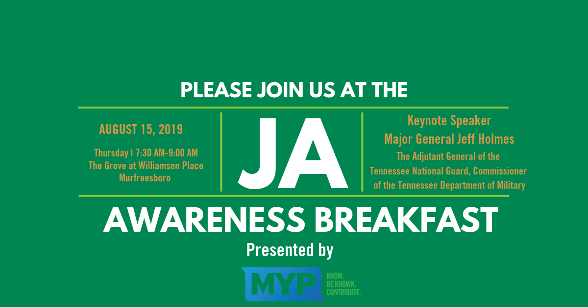 Rutherford County Awareness Breakfast