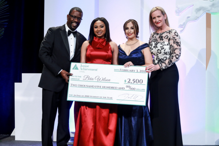 2019 JA Dallas Business Hall of Fame