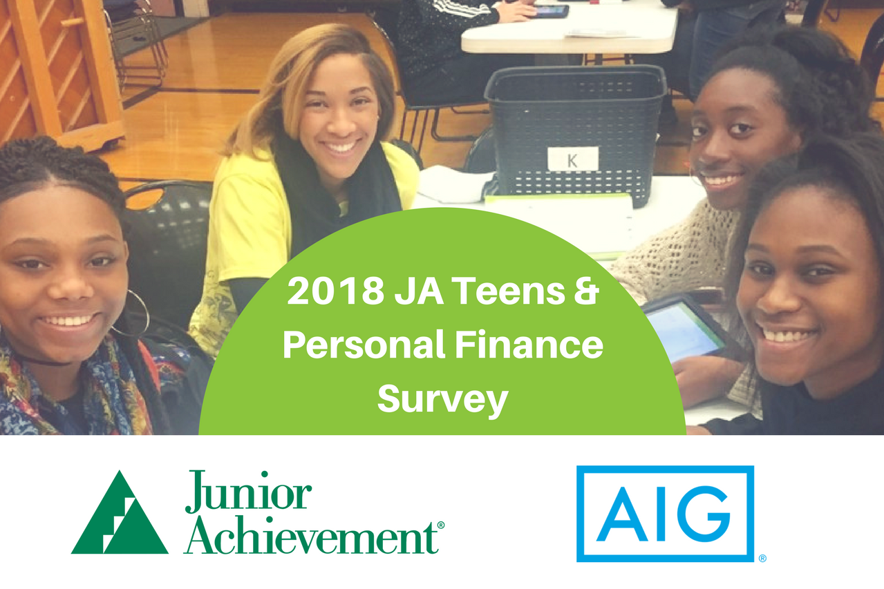 2018 Teens & Personal Finance Survey