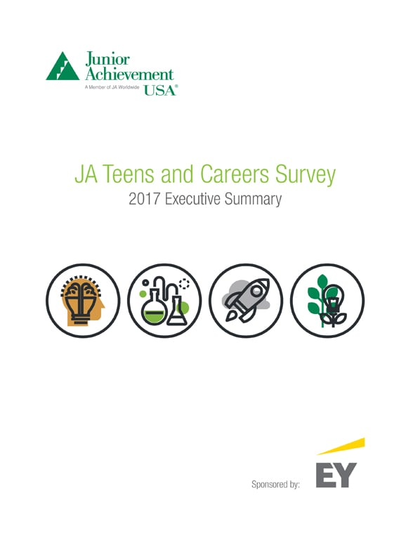 2017 Teens and Career Survey