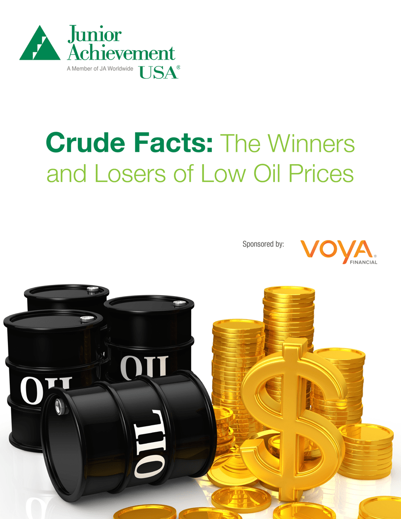 Crude Facts: The Winners and Losers of Low Oil Prices