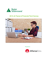 2019 Teens and Financial Technology