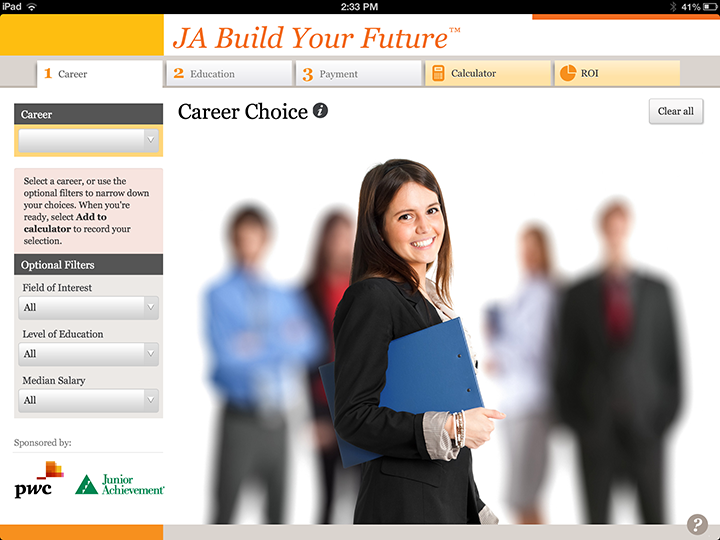 JA Build Your Future