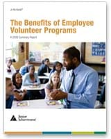 Benefits of Employee Volunteer Programs