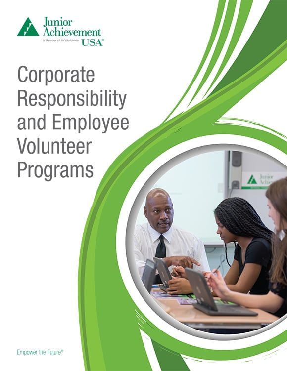 Corporate Responsibility and Employee Volunteer Programs