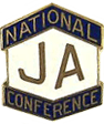 JA NAJAC Badge