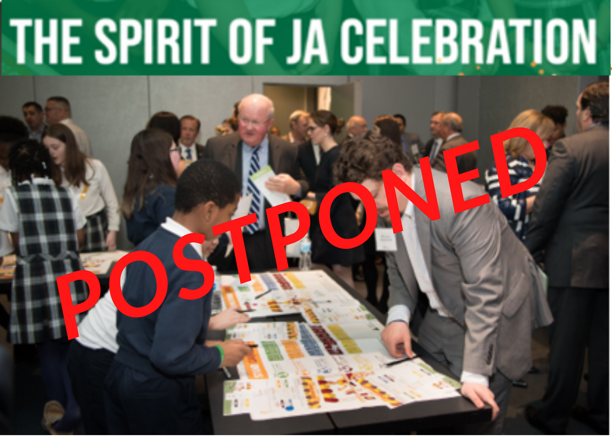 The Spirit of JA Celebration