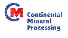 Continental Mineral Processing logo