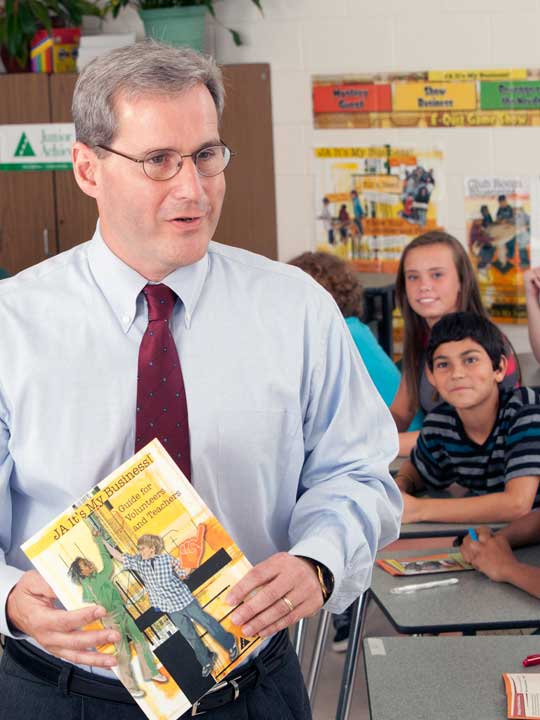 Bring Junior Achievement to your Classroom