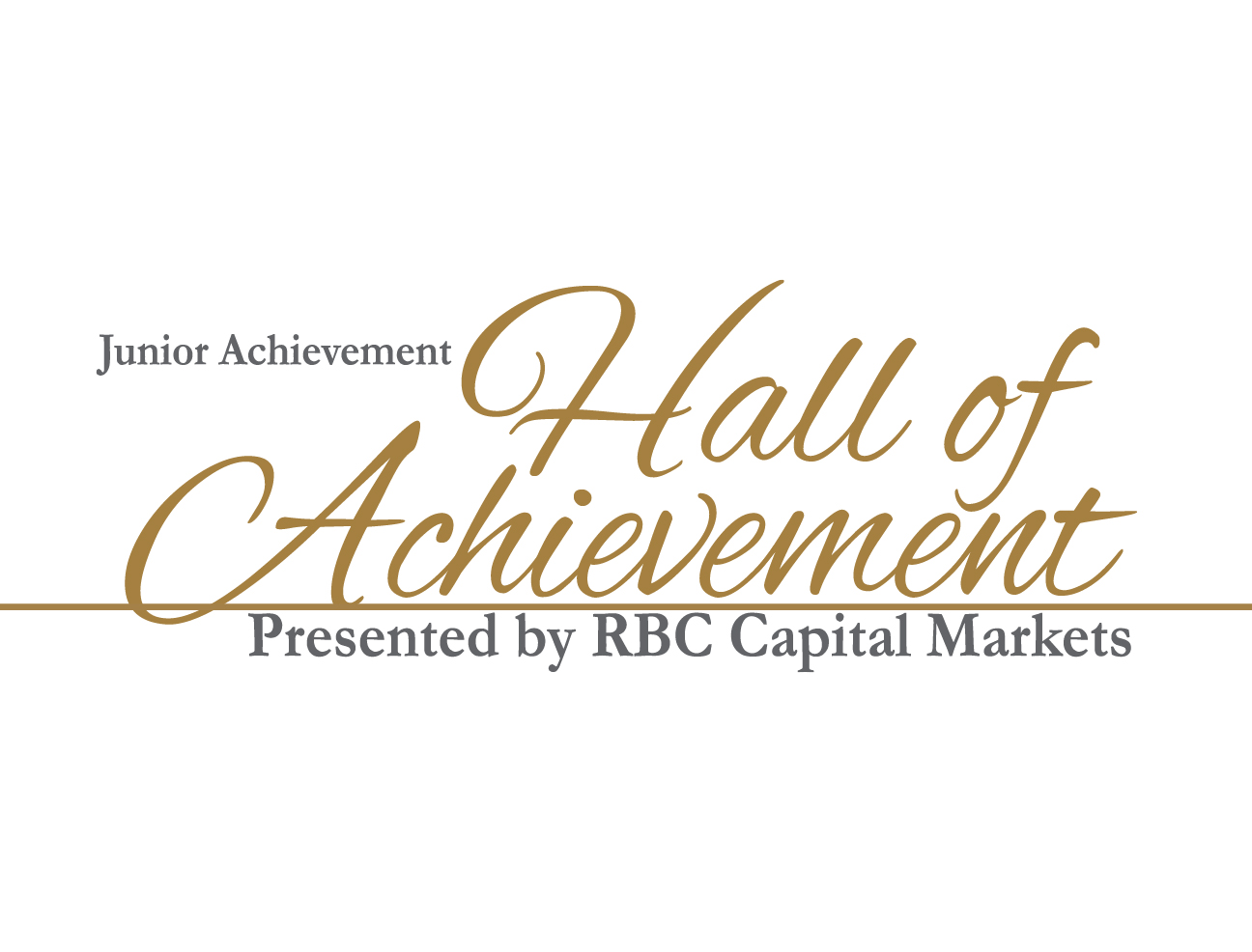 2018 JA Hall of Achievement presented by RBC Capital Markets