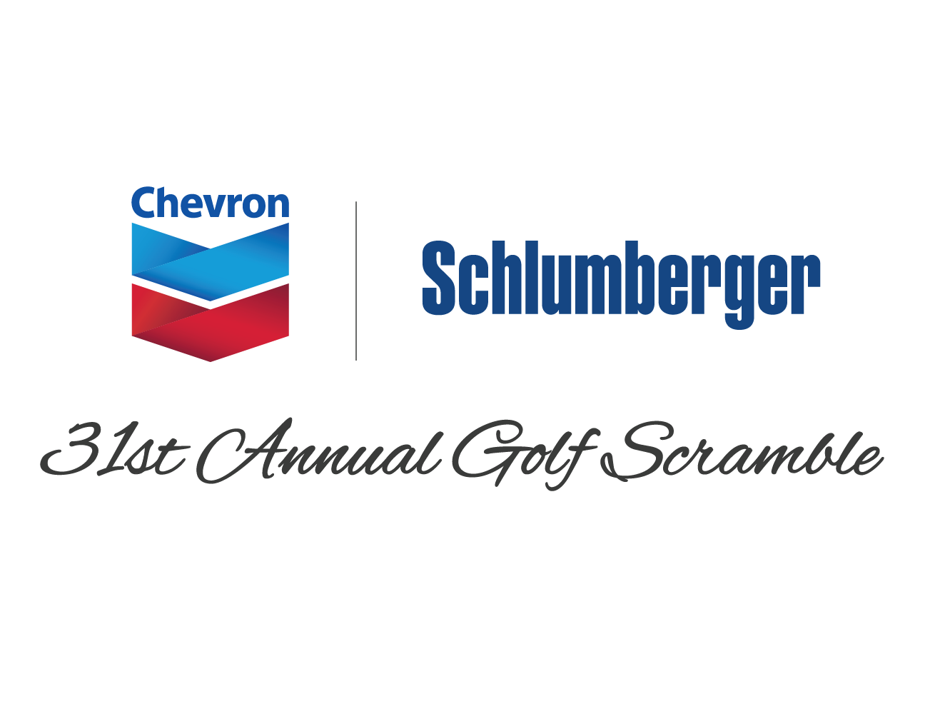 31st Annual Chevron Schlumberger Scramble