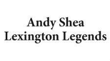 andy shea lexington legends