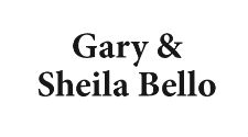 gary and sheila bellow