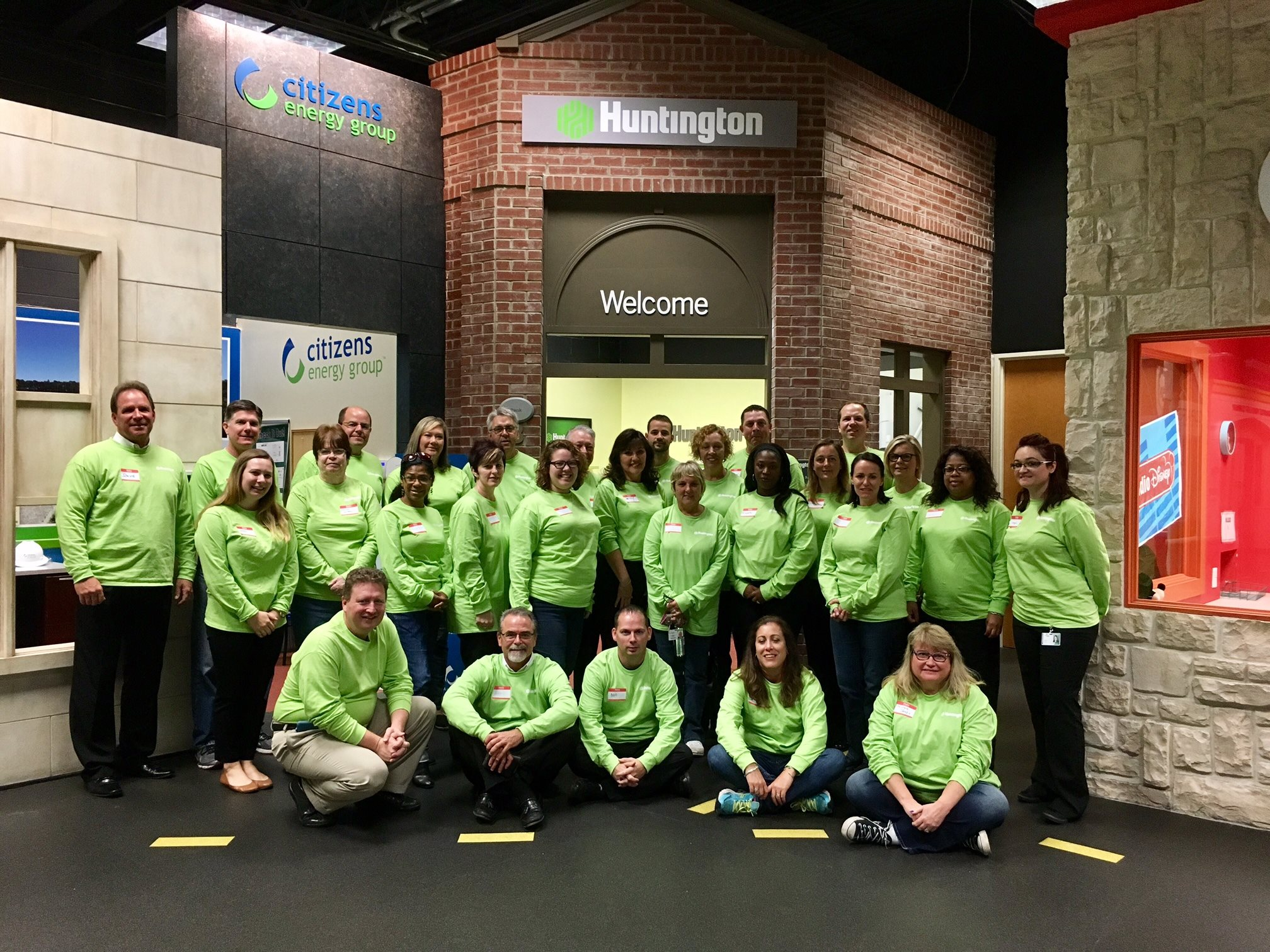 JA BizTown Training