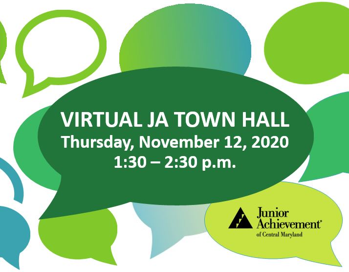 Virtual JA Town Hall