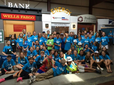 BizTown Summer Camp