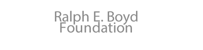 Ralph E Boyd Foundation