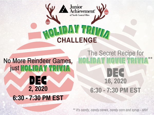 No More Reindeer Games - Just Holiday Trivia!