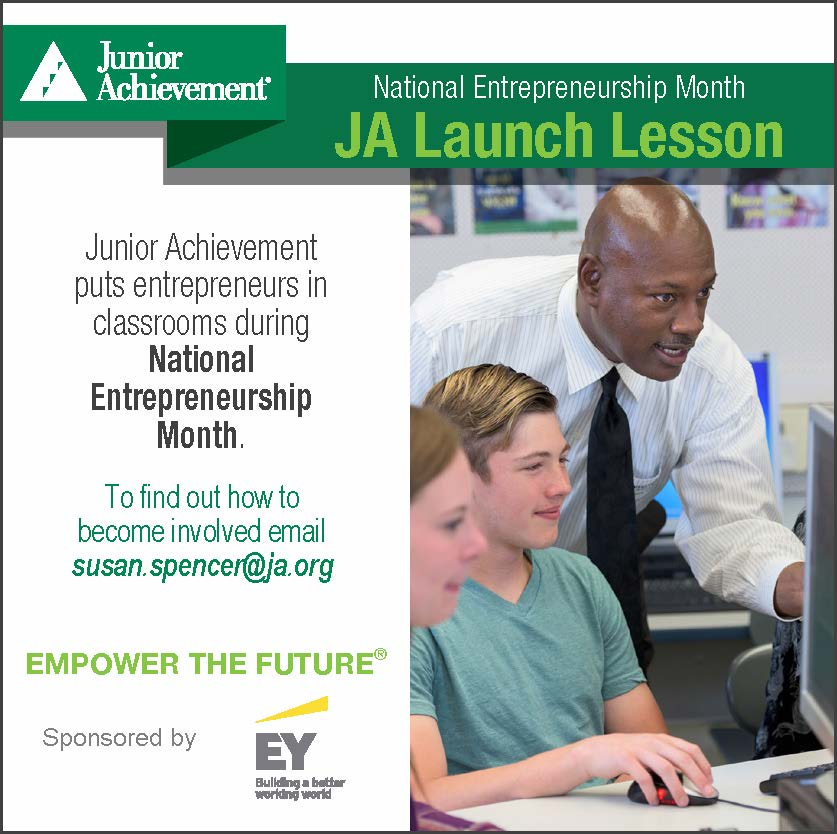 JA Entrepreneurship Month