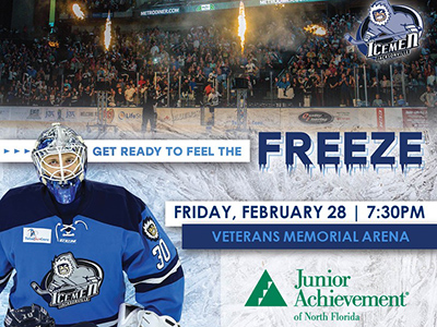 JA Night at Jacksonville Icemen