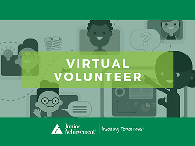 Become a Virtual Volunteer!