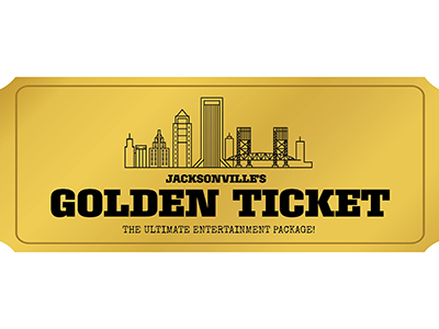 Jacksonville's Golden Ticket