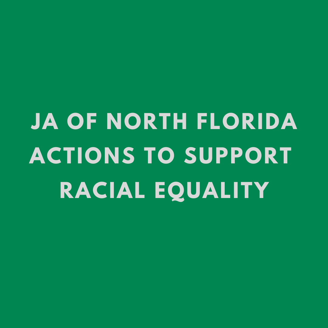 JA of North Florida actions to support racial equality