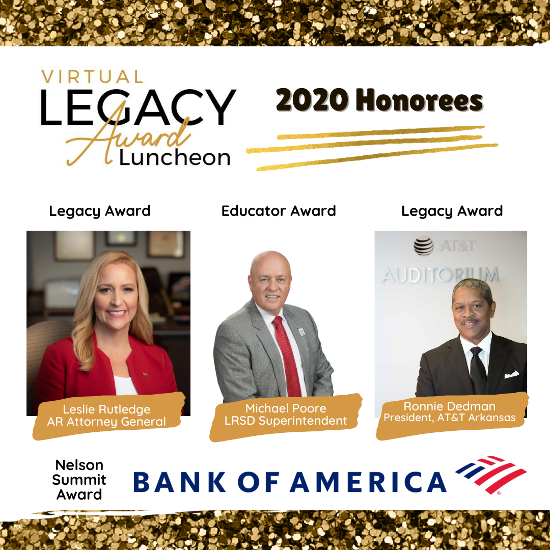 Virtual Legacy Business Award Luncheon