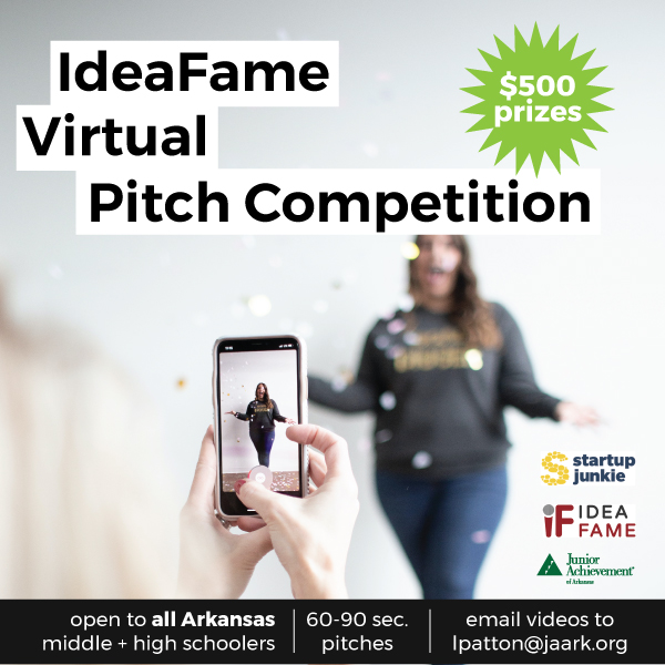 Virtual Pitch Competition