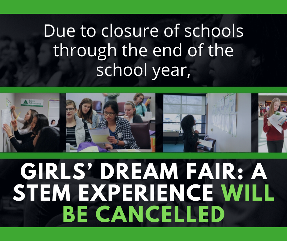 JA Girls Dream Fair: A STEM Experience