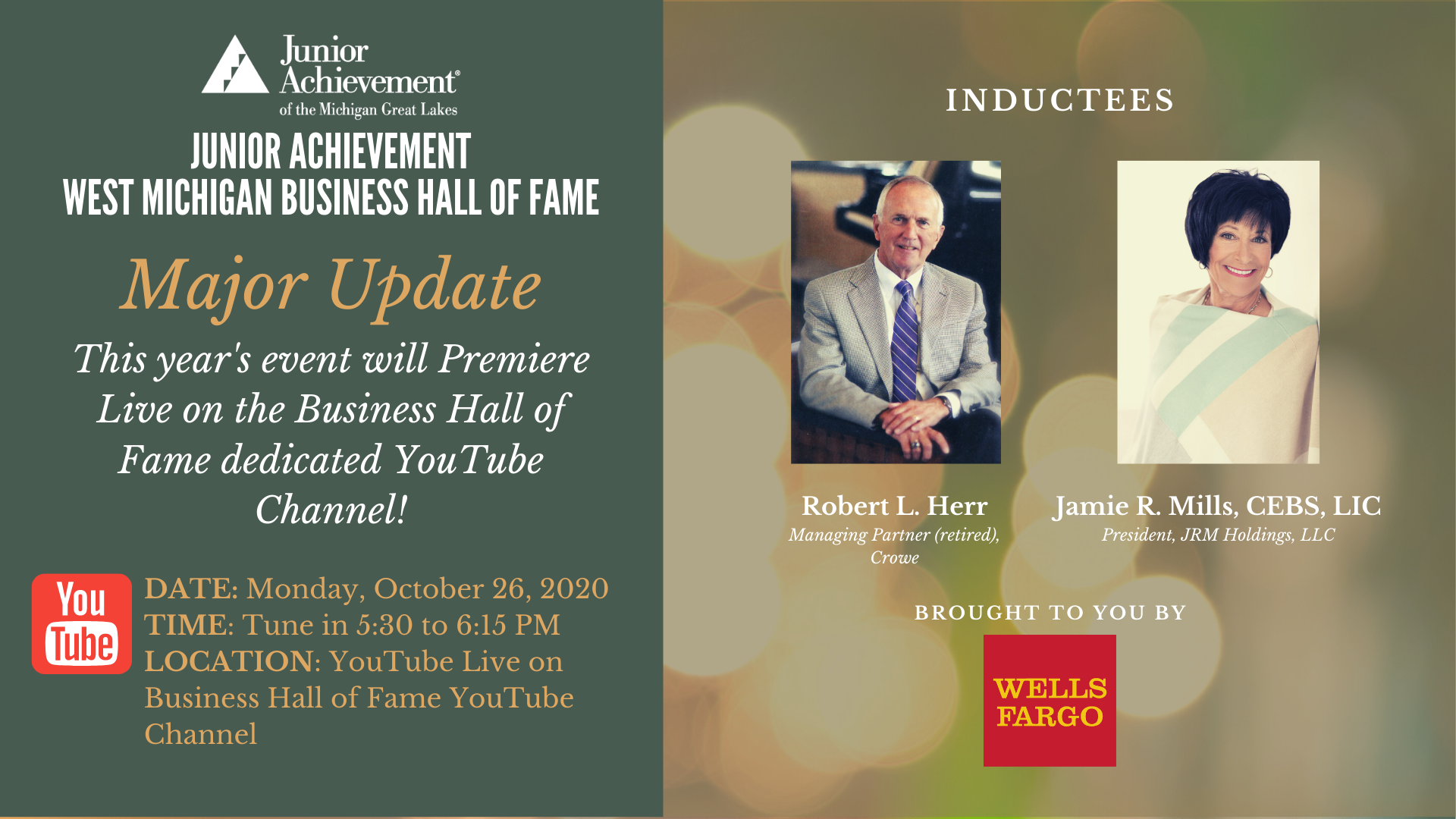JA West Michigan Business Hall of Fame