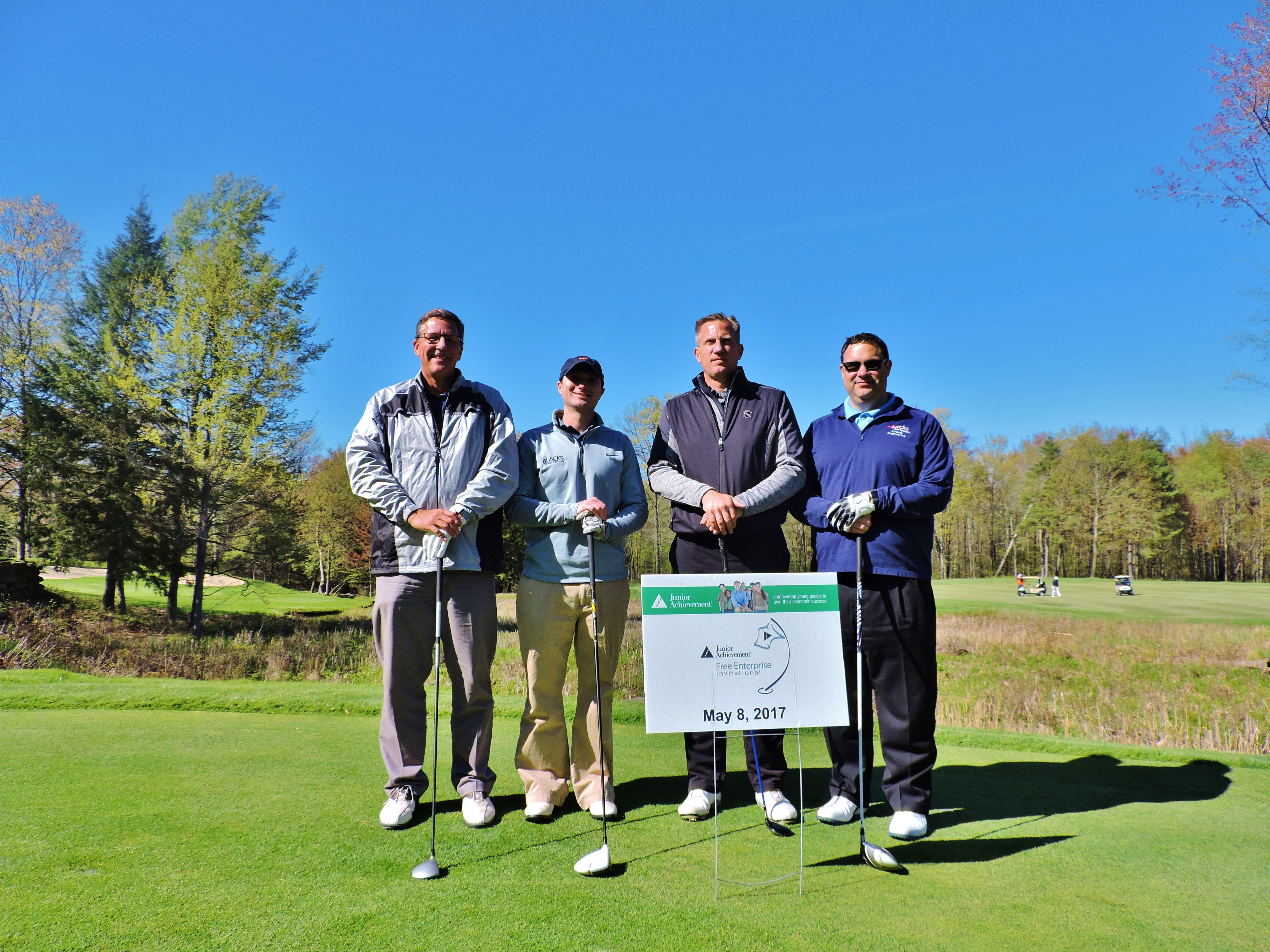 JA Golf Scramble