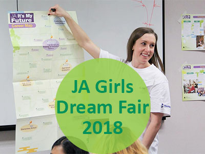 2018-2019 JA Girls' Dream Fair (Holland)